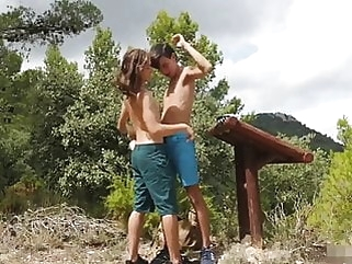 Dick Scouts twink (gay) bareback (gay) blowjob (gay)