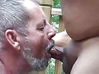 Daddy and Latino (Cum Eating) man (gay) gay porn (gay) bear (gay)