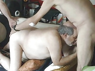 Old Man Special Fuck 5 amateur (gay) bareback (gay) blowjob (gay)