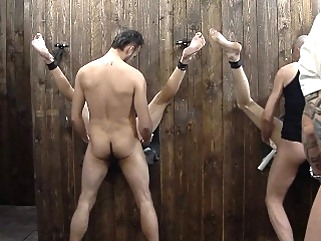 Hardcore Glory Hole GAY Fantasy Fucking bdsm (gay) fetish (gay) gays (gay)