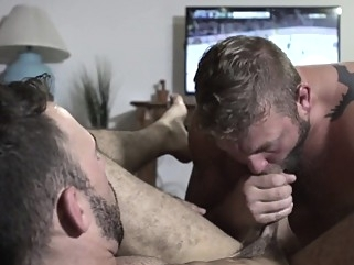 Buff straight hunk banging tight asshole blowjob (gay) gays (gay) hunks (gay)