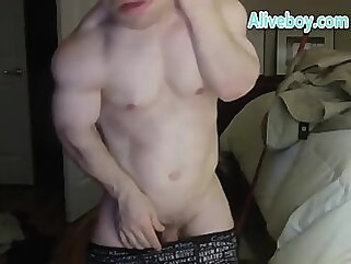 handsome dwarf webcam solo stroking handsome cute boy