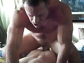 Married Mature Daddy Fucks Gay Bottom gay porn (gay) amateur (gay) bareback (gay)