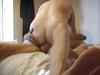 Fucked by 10 Inch Grandpa amateur (gay) bareback (gay) bear (gay)