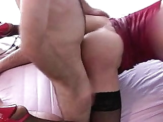 Amateur CD Gets Fuck Real Deep And Hard gay porn (gay) amateur (gay) bareback (gay)