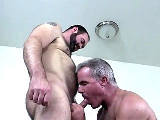 Topher Phoenix Barebacks Dale Savage bears (gay) blowjob (gay) daddies (gay)