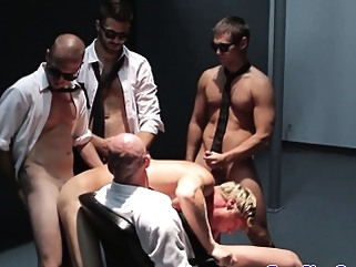 Groupsex hunks gangbanging lucky guy blowjob (gay) gangbang (gay) gays (gay)