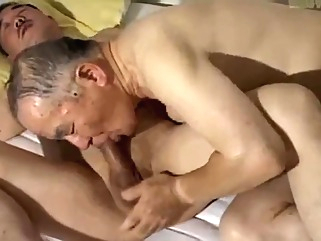 Japanese old man in suit 2 gay amateur gay asian gay blowjob