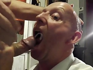 Married Man Unloads gay amateur gay big cock gay blowjob
